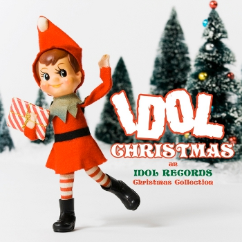 Idol Christmas CD Cover
